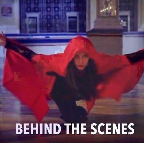 WATCH: Behind The Scene Footage of Angel Locsin's Pasabog 'Character Reveal' on La Luna Sangre!