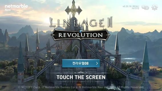 Download Game Android Lineage 2: Revolution Mobile