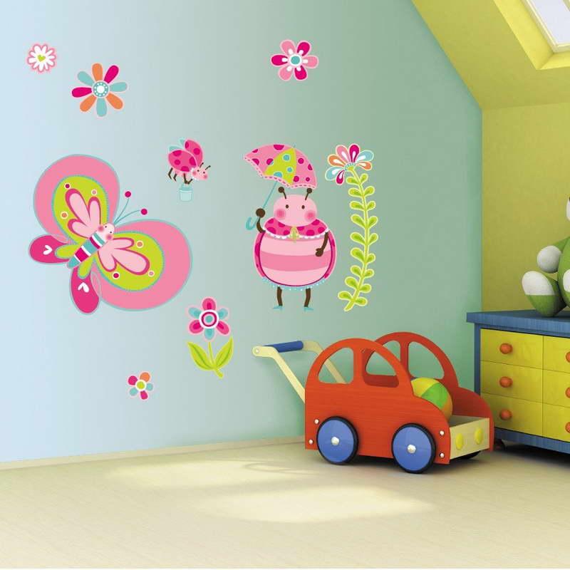 Id e d co peintures chambre d 39 enfant id e d co - Peinture chambre d enfant ...