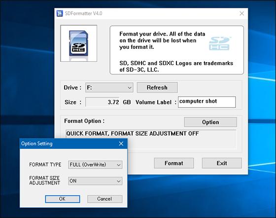 أسهل-طريقة-لإسترجاع-المساحة-المفقودة-من-الفلاشة-او-SD-Card