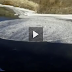 Extremely Rare Spinning Ice Circle Over 50ft Wide Forms in North Dakota River!