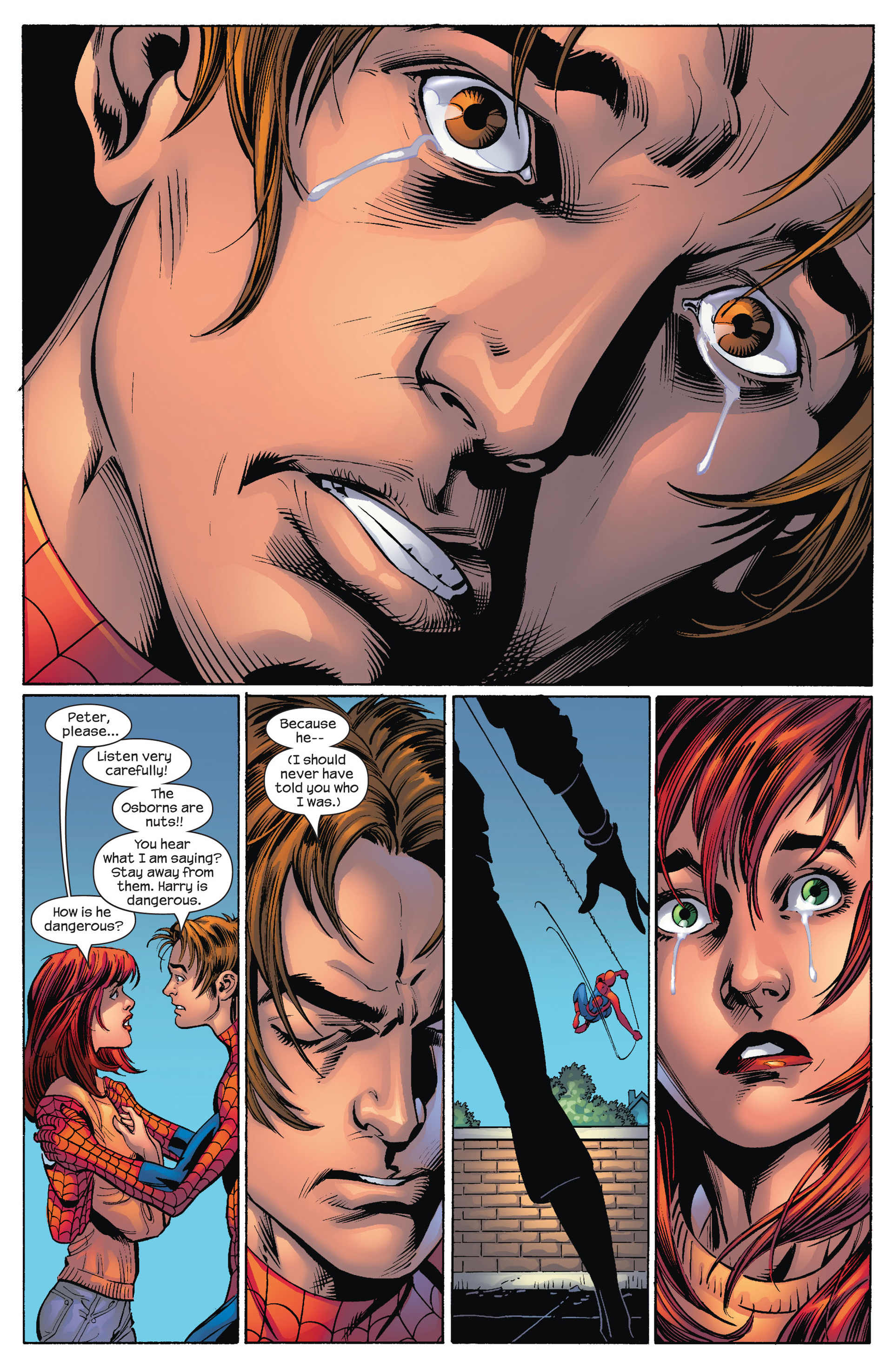 Read online Ultimate Spider-Man (2000) comic -  Issue #74 - 9