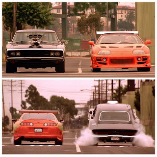 The Best Moment Muscle Car VS JDM Car