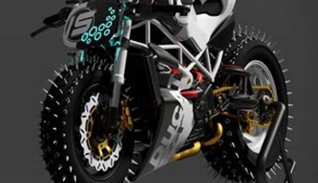 Ducati Ice Monster