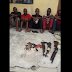 Five Suspected Criminal Elements Nabbed With Weapons In Rivers State.