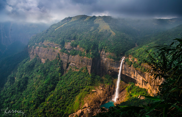 Meghalaya In Monsoon