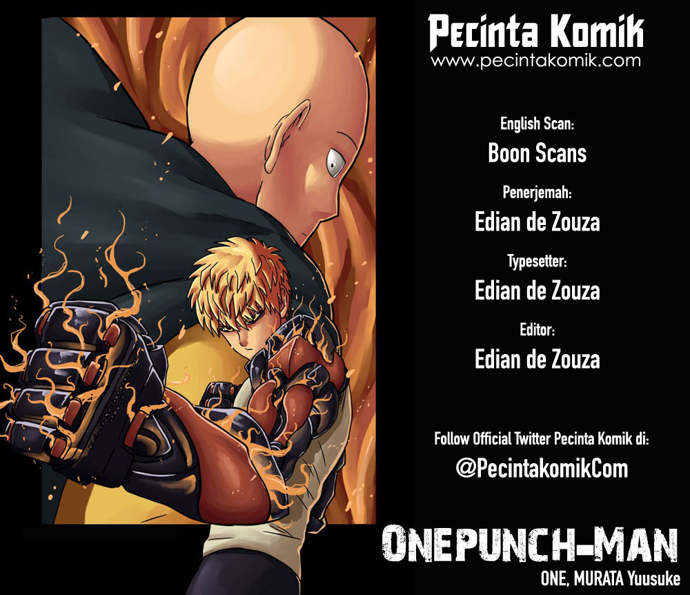 One Punch Man Chapter 53