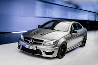 Mercedes-Benz C-Class C 63 AMG Edition 507
