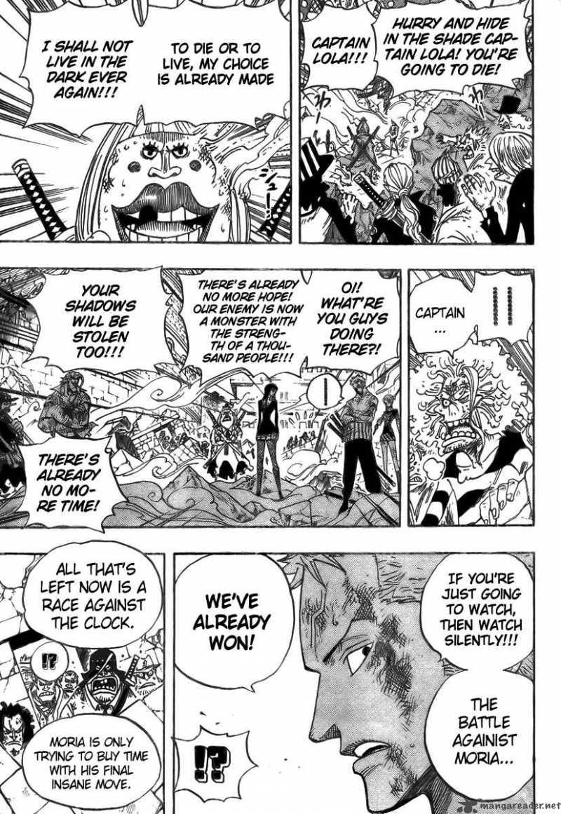 One Piece 482