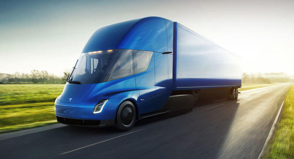 Anheuser-Busch reserves 40 Tesla electric trucks