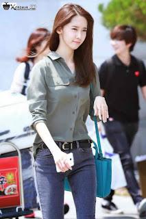 Photo Cantik YoonA SNSD Terbaru