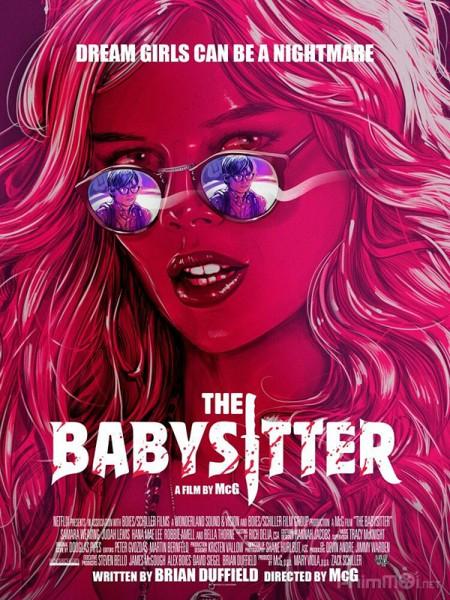 Cô Giữ Trẻ Sát Nhân - The Babysitter (2017)