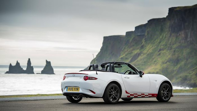 Winter came: overcome Iceland in the MX5