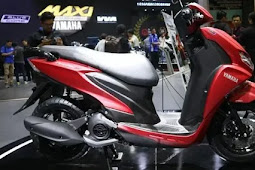 Spesifikasi dan fitur Yamaha FreeGo