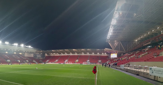 Bristol City 1 Hull City 2: The view from the worst stand