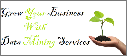 Grow your Business with Data Mining Services