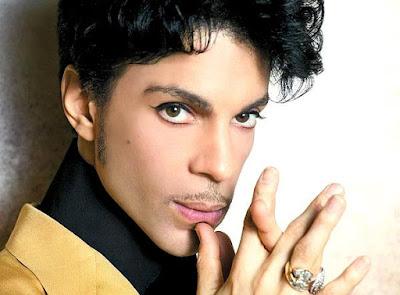 Foto de Prince posando