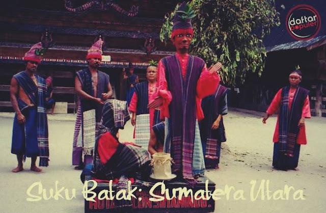 Suku Batak, Sumatera Utara