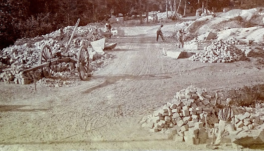 The Granite Industry, Part 6 B - Labor Skills