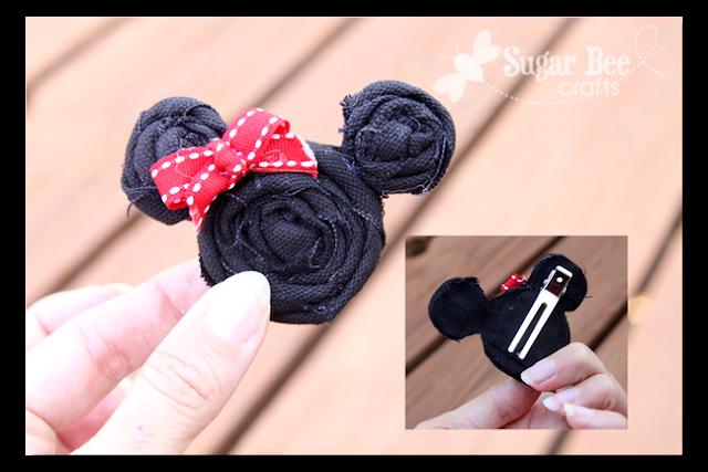 Minnie Mouse Disney Dream Party Celebration Sugar Bee