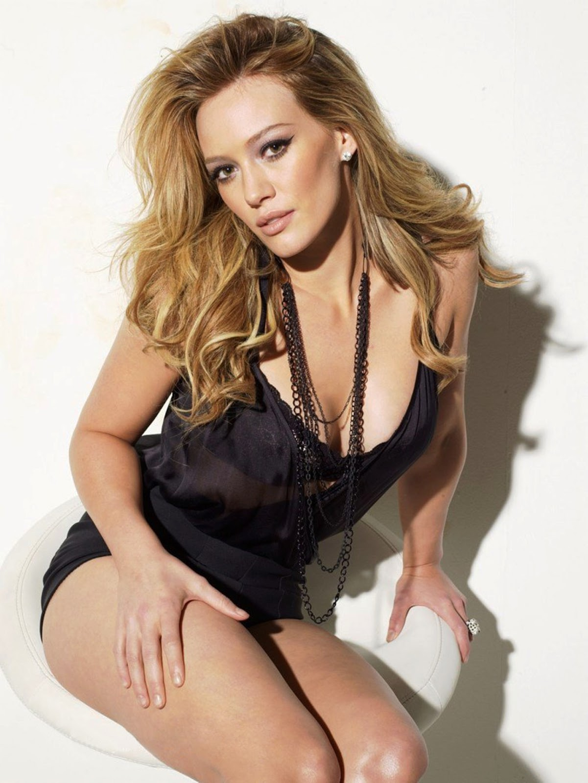 Hilary duff hot talk this