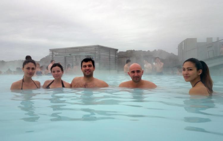 Blue Lagoon, Iceland, Euriental