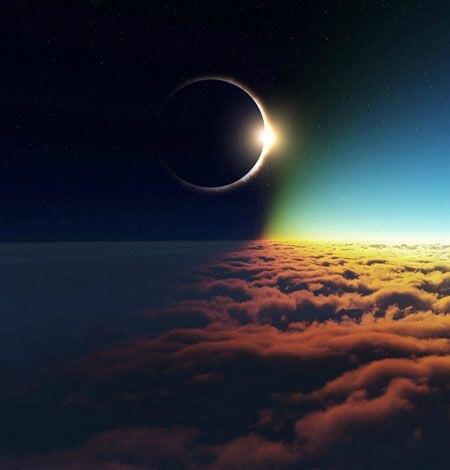 """""""Clima Cósmico del 12 al 18 de Marzo de 2018: Cerrar Ciclos Activamente con la Luna Nueva en Piscis"""". Por Margit Glassel."""
