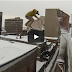 Urban Snowboarder Jumps From One Rooftop To Another In This Crazy Video