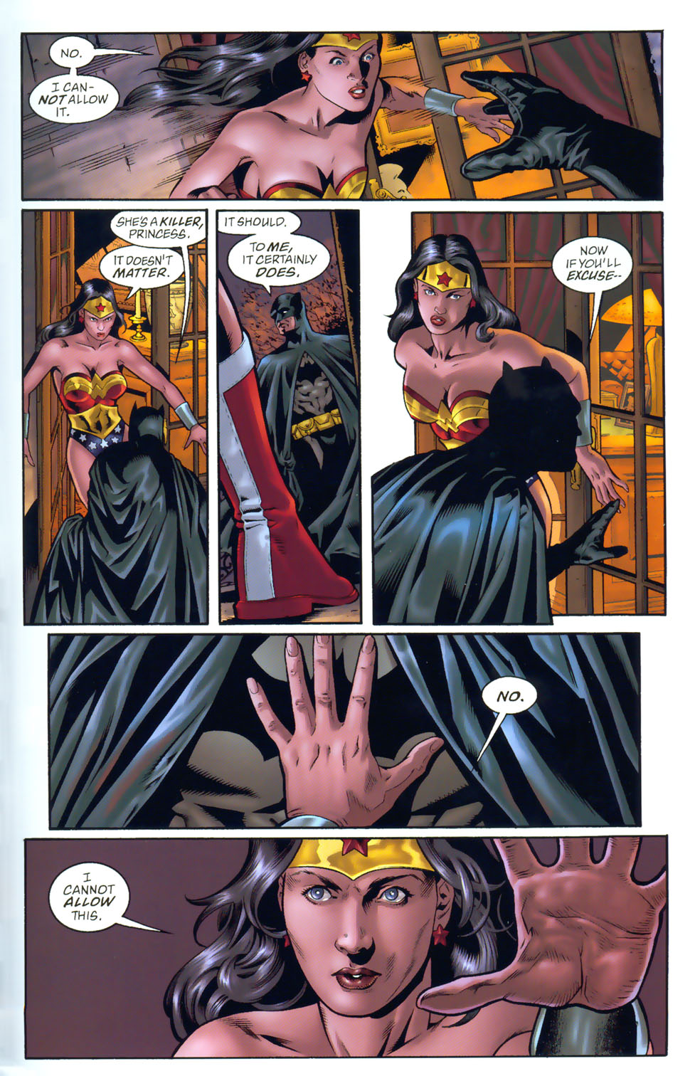 Read online Wonder Woman: The Hiketeia comic -  Issue # Full - 60