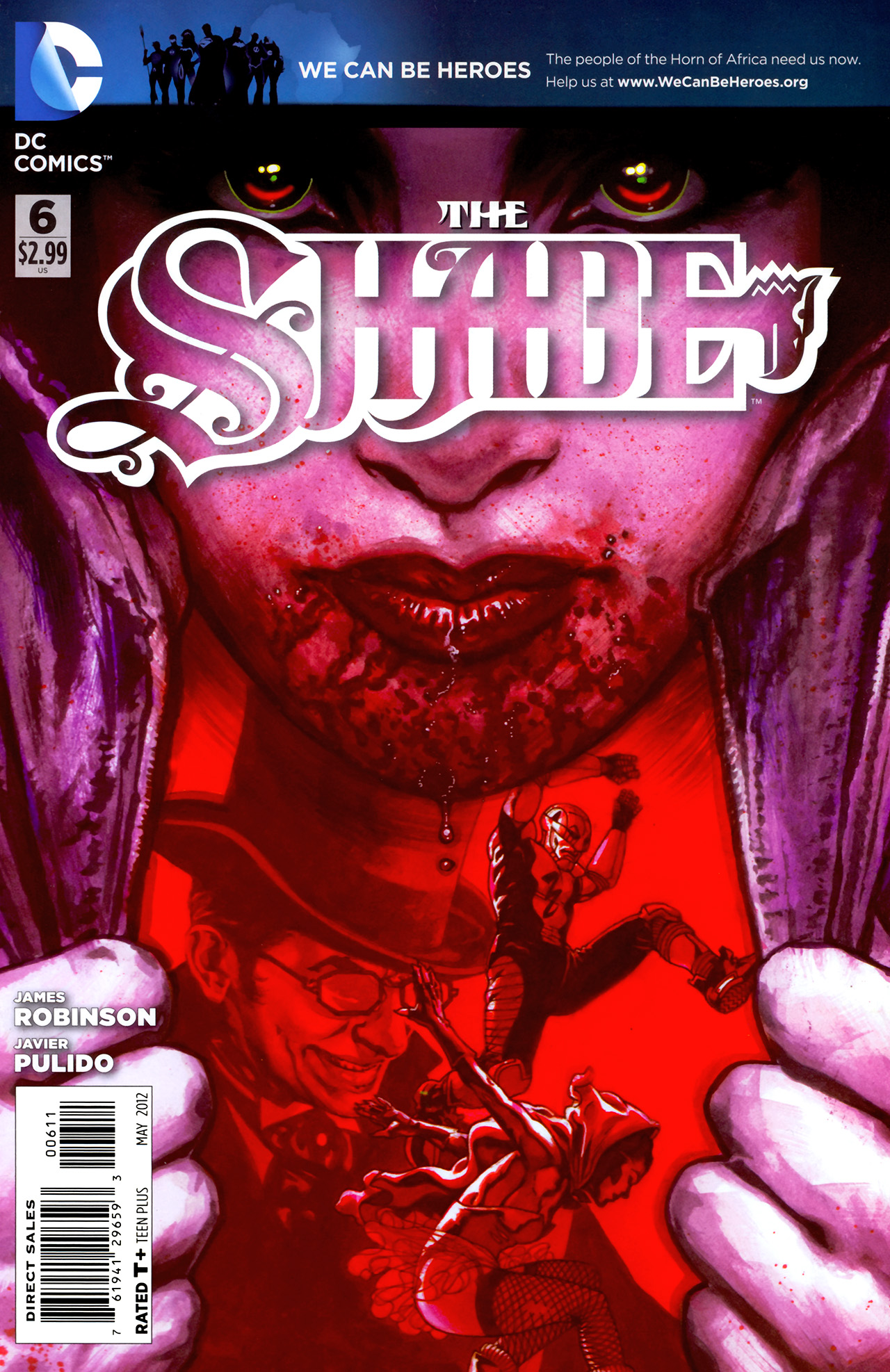 The Shade (2011) issue 6 - Page 1