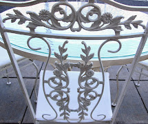 Uhuru Furniture & Collectibles Sold Wrought Iron Glass