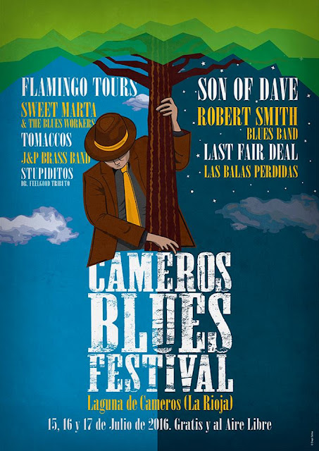 - Cameros Blues Festival 2016 -