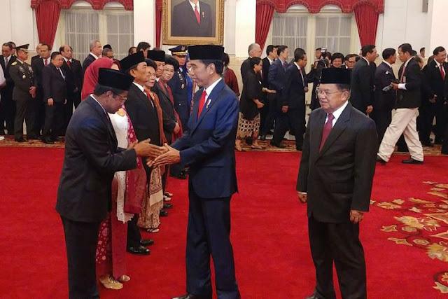 Jokowi Dianggap Bentuk Tim Sukses 2019 Lewat Reshuffle, Ini Kata Teten Masduki