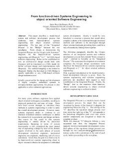 twelve systems engineering roles