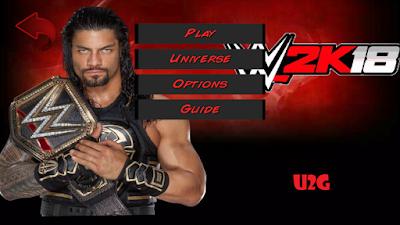 Wrestling Revolution 3D WWE 2K18 MOD APK2