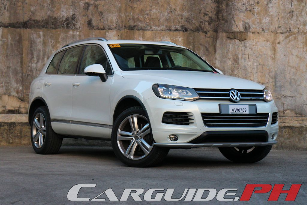 review 2015 volkswagen touareg sport edition philippine car news car reviews automotive. Black Bedroom Furniture Sets. Home Design Ideas