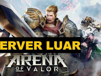 AOV Server Luar Update Versi Terbaru Download Gratis - Game MOD Terbaru ROV AOV Lien Quan
