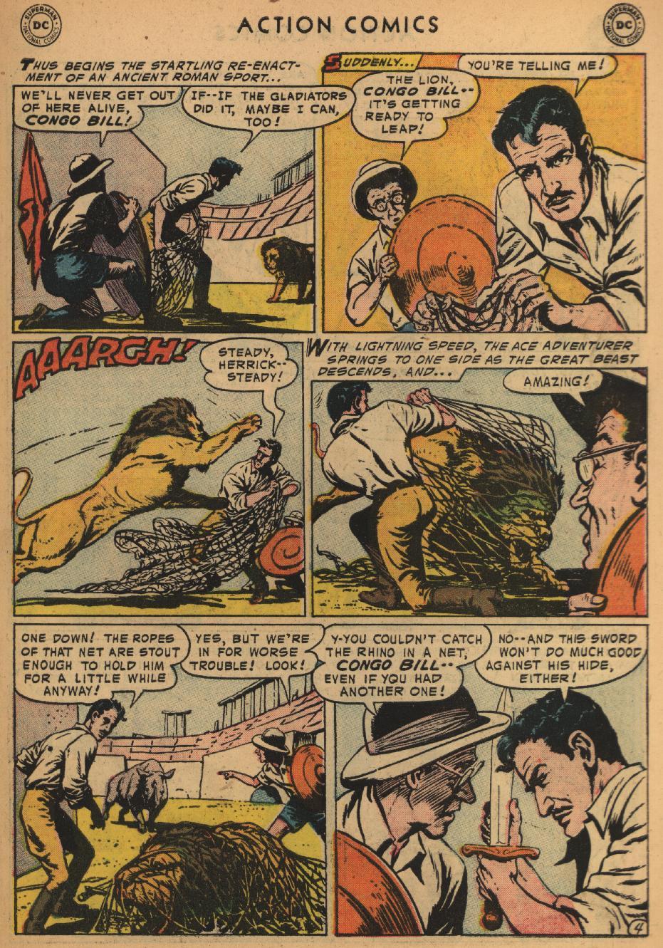 Action Comics (1938) 203 Page 30