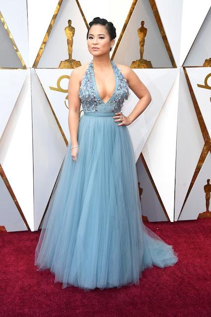 Sao nào mặc đẹp nhất giải Oscar 2018?