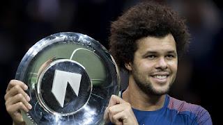 Tsonga wins Rotterdam 2017 title after beating Gofin