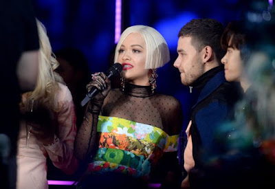 2 Rita Ora Is Mocked For Her Multiple Outfits While Hosting MTV EMAs Foreign