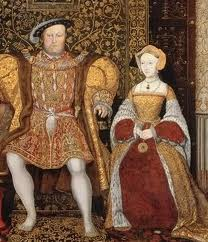 how did henry viii meet catherine parr
