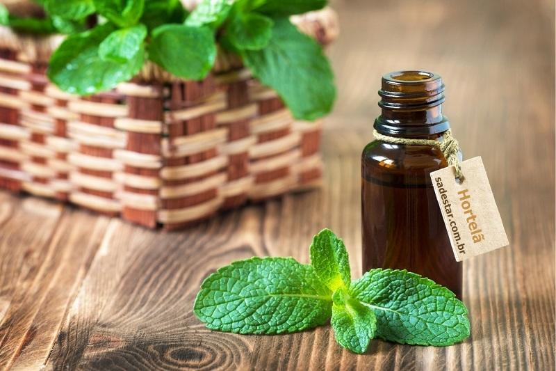 8 benefícios comprovados da hortelã para a saúde