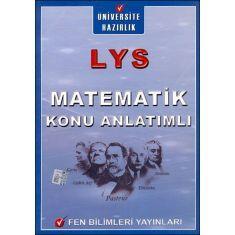 Fen Bilimleri LYS Matematik Konu Anlatımlı
