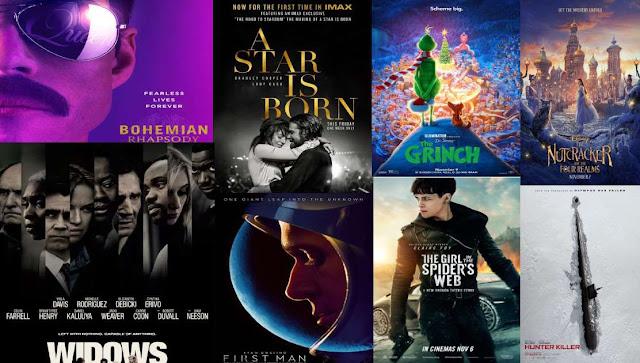 الإصدارات العالية الجودة HD في شهر يناير 2019 January