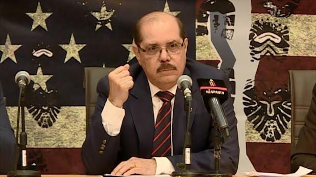 """Embajador nicaragüense equipara el imperialismo con el """"terrorismo"""""""