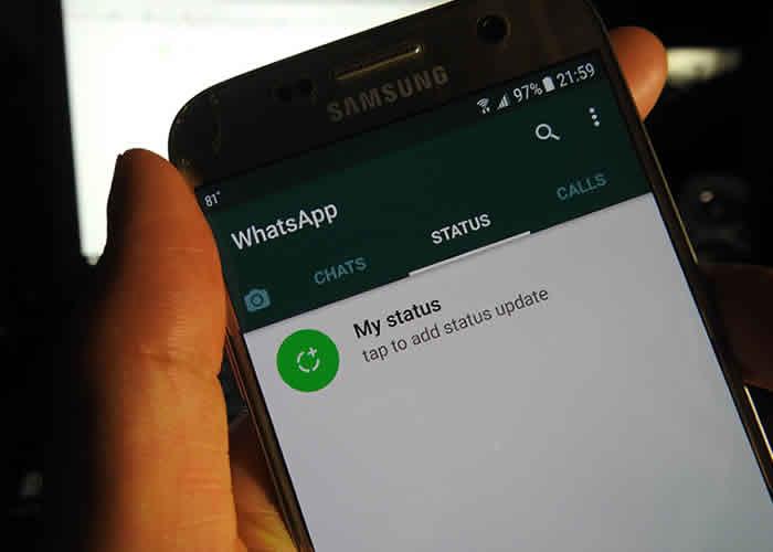 Visualizando status do WhatsApp com mais privacidade - Anonimamente