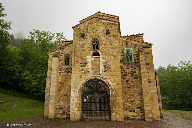 San Miguel de Lillo, Oviedo, Asturias por El Guisante Verde Project