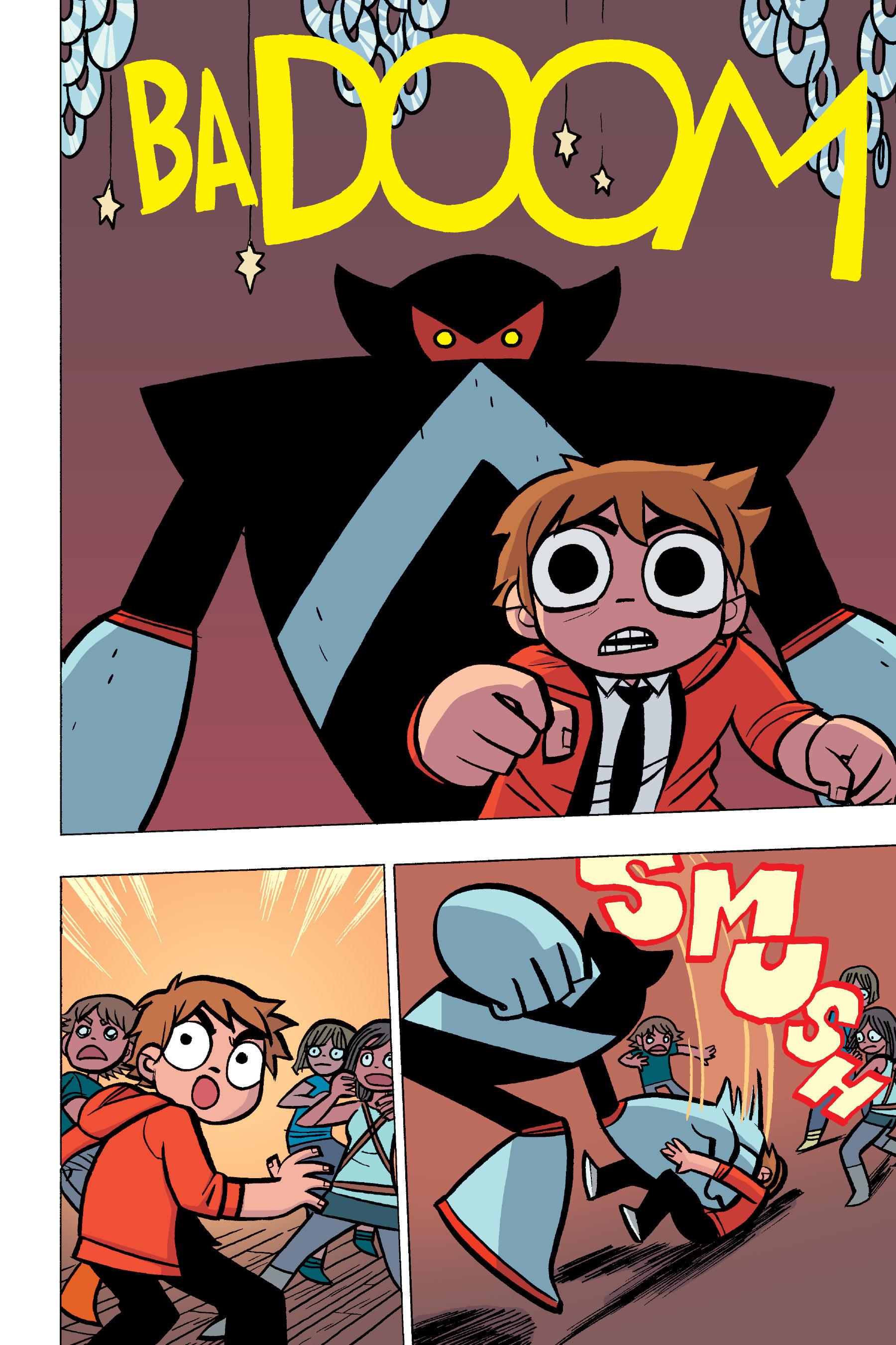 Read online Scott Pilgrim comic -  Issue #5 - 83