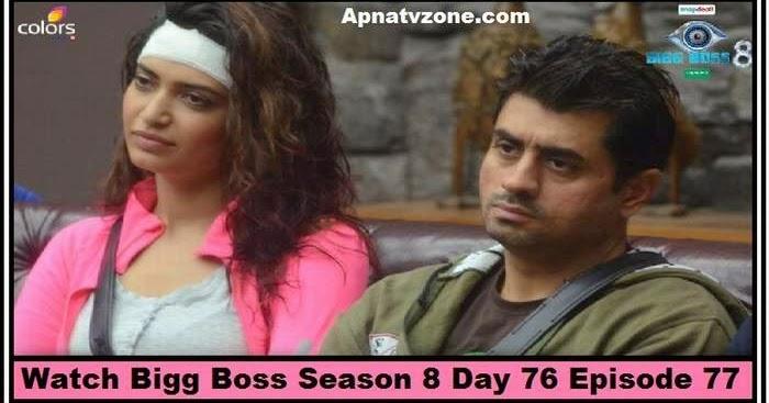 Watch bigg boss 8 day 39 / Lovesick season 2